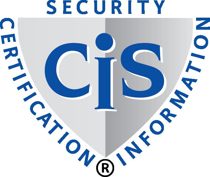 Logo CIS blau weiß