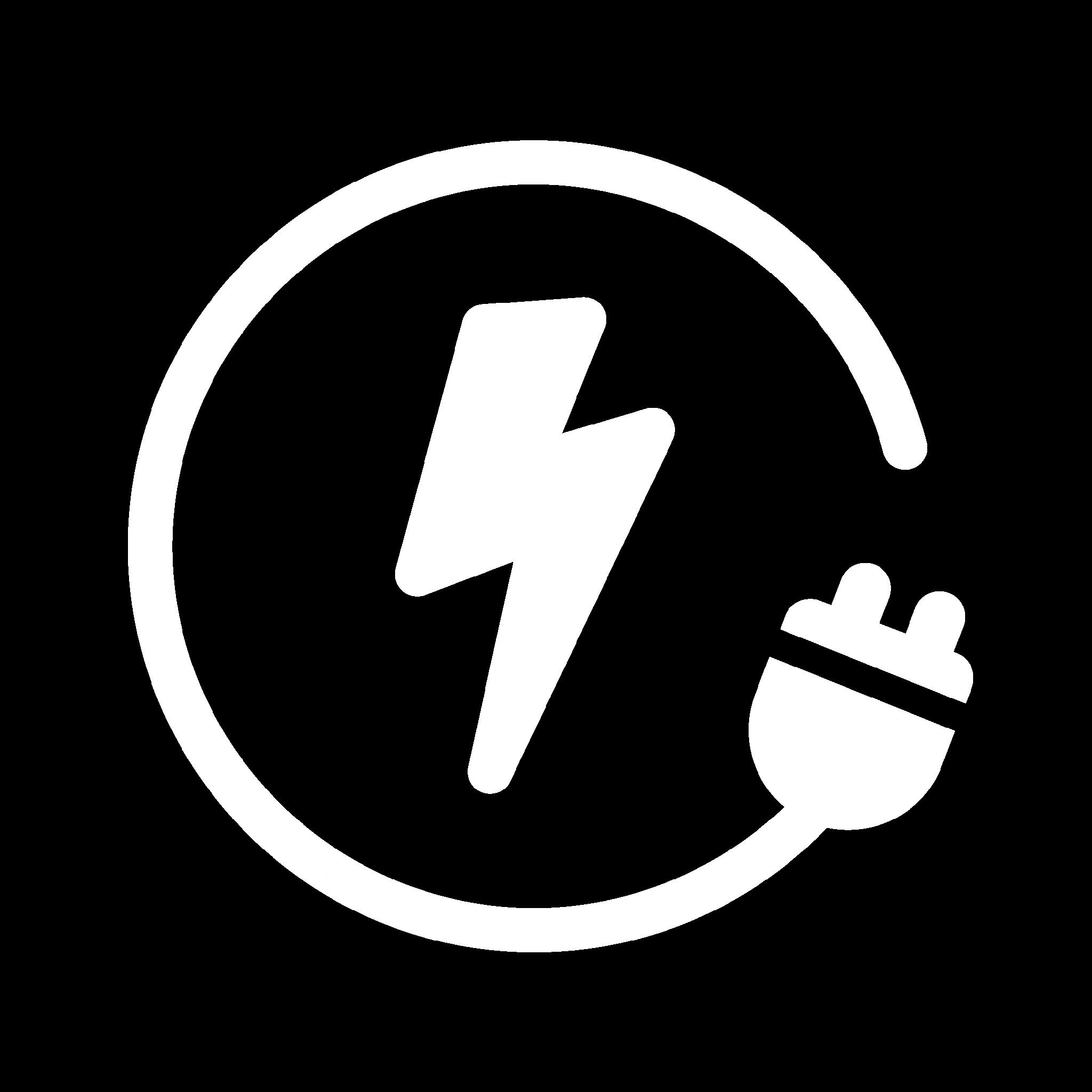 CIS Icon Energiewirtschaft weiß
